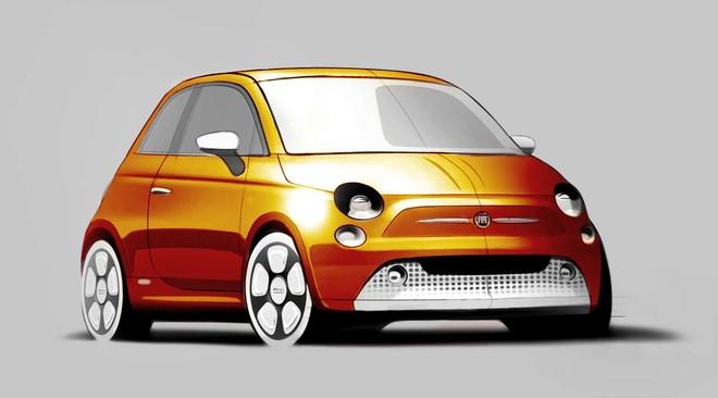 Fiat 500 Elettrica A Mirafiori Il Primo Robot Per La Produzione